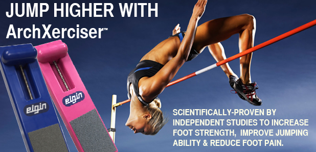 Archxerciser Pink & Pro Models for Foot Health