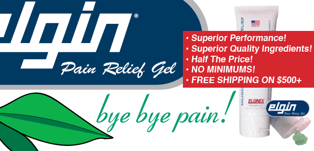 Superior Elgin Pain Relief Gel