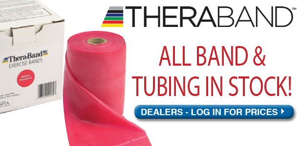 TheraBand In Stock!