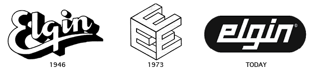 Elgin_Through_The_Years_Logos