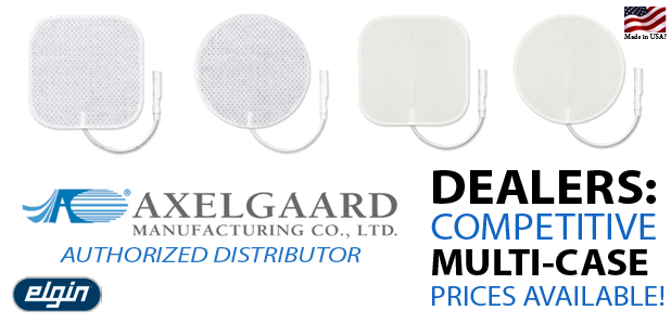 authorized axelgaard electrode distributor