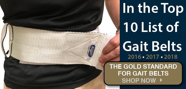 Elgin Walking Belts - The Standard for Gait Belts