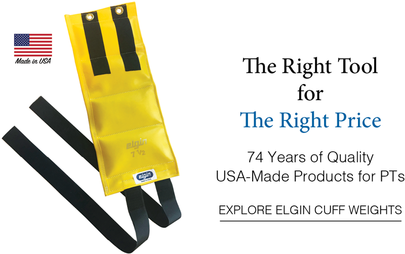 Elgin Cuff Weights Made in USA Quality for Less.